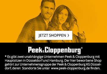 Peek und Cloppenburg Gutscheine