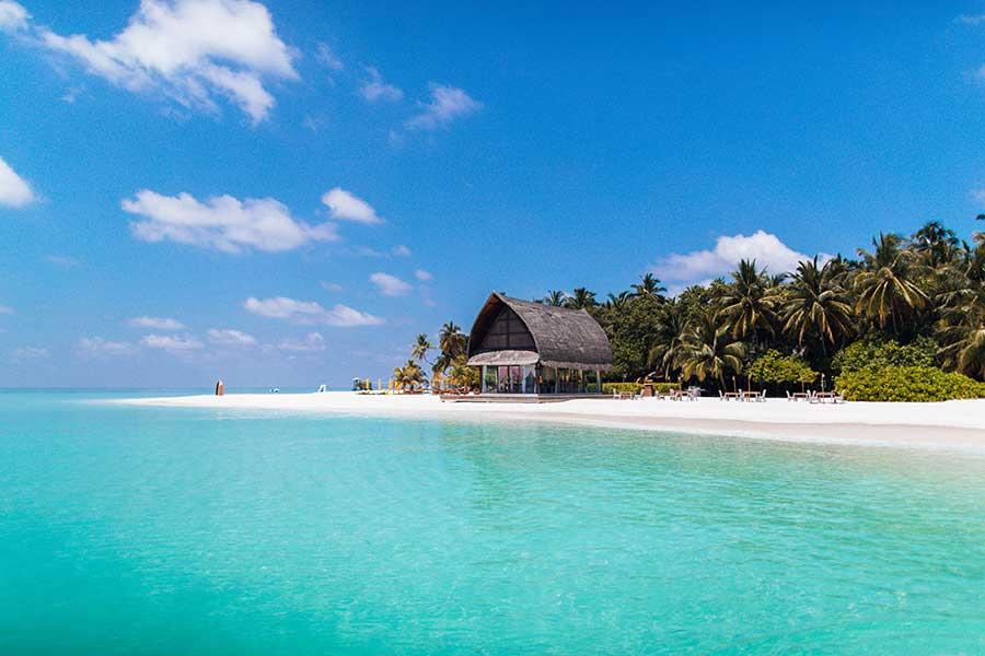Strandurlaub zum Entspannen bei Expedia buchen