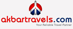 Akbar Travels Logo