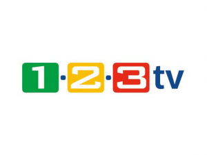 1-2-3 tv Logo