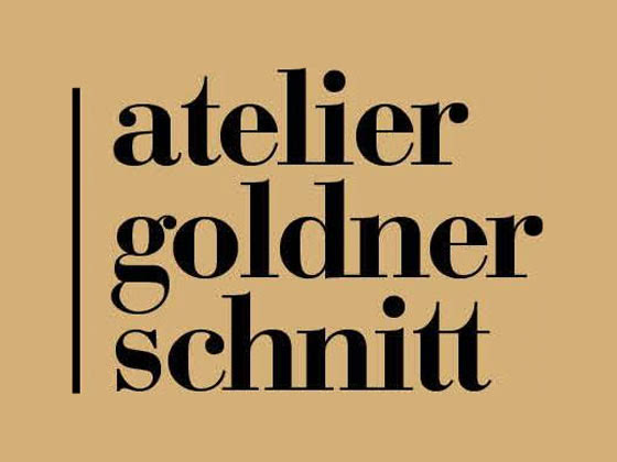 Atelier Goldner Schnitt Logo