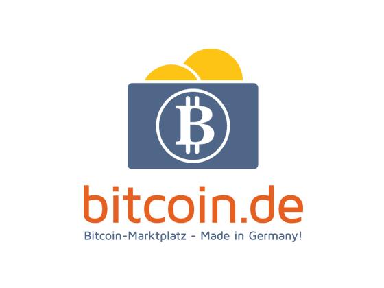 Bitcoin.de Logo