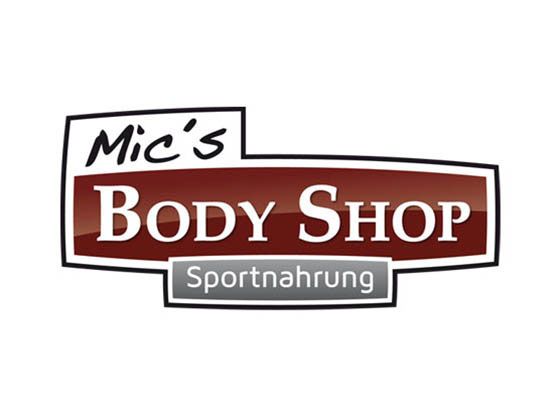 Mics Body Shop Logo