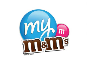 My M & Ms Logo