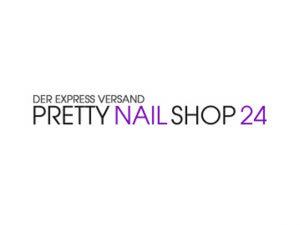 Pretty Nail Shop 24 Logo