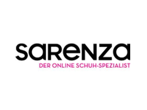 Sarenza Gutschein