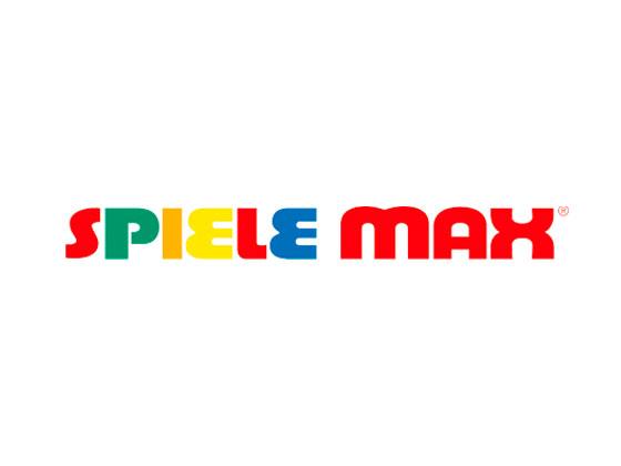 Promotion Gutschein Spiele Max