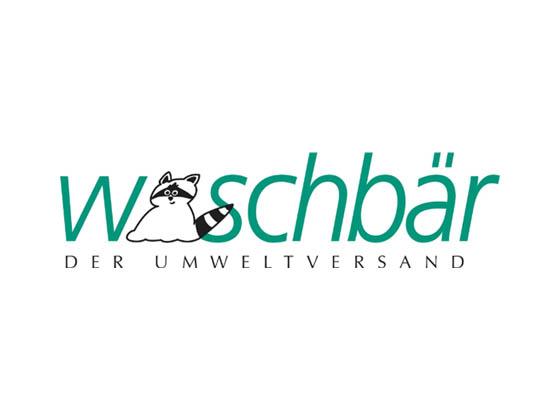 d1218926990142 Waschbär Logo. 30€ Rabatt. Gutschein einlösen