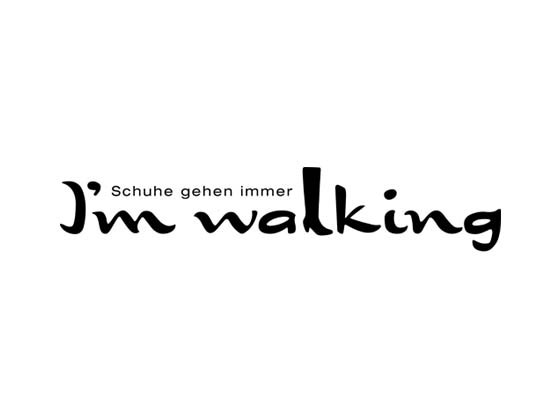 Im walking